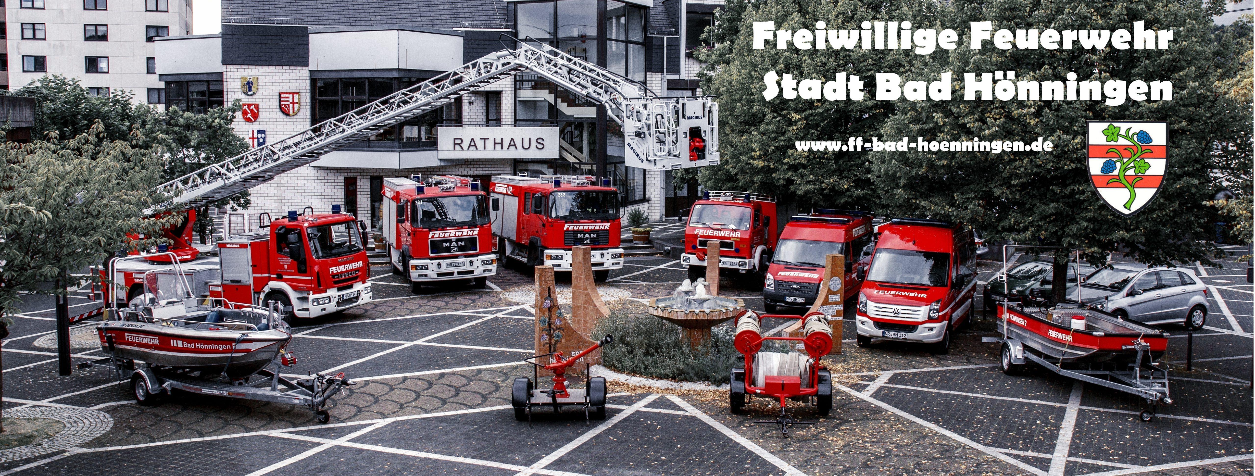 Homepage der Freiwilligen Feuerwehr Bad Hönningen
