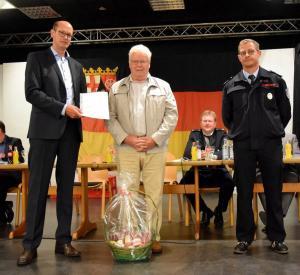 Abend der FW  14 VG Bad Hönningen Fritz Hohn